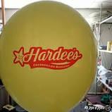 Нанесение на воздушные шары логотипа в Украине, фото 4