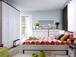 """Меблі в спальню """"Порто"""" від БРВ"""