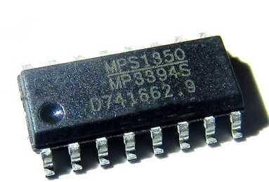 Микросхема MP3394S SOP16 в ленте, фото 2