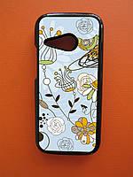 Печать на чехле HTC One M8 mini