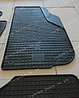 Резиновые коврики Skoda Superb 2008-2015, фото 4