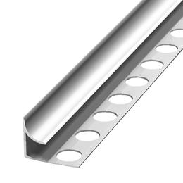 Алюминиевый профиль,порог арт. 609 22х10х2700 мм серебро, фото 2