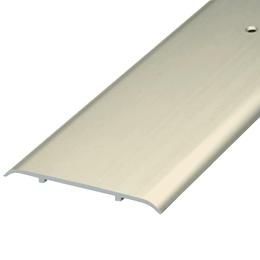 Алюминиевый профиль,порог арт. 645 60х4,5 мм шампань