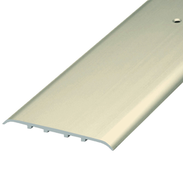 Алюминиевый профиль,порог арт.1045 4,5х100 мм шампань, фото 2