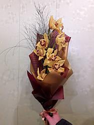 Букет из Орхидеи 1шт