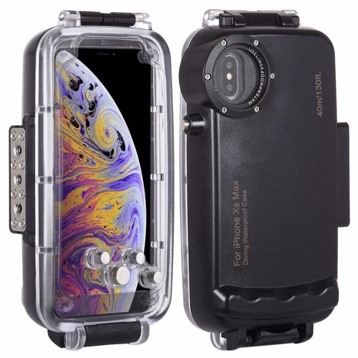 Підводний бокс Haweel HWL-2506B для Apple iPhone Xs Max - Black