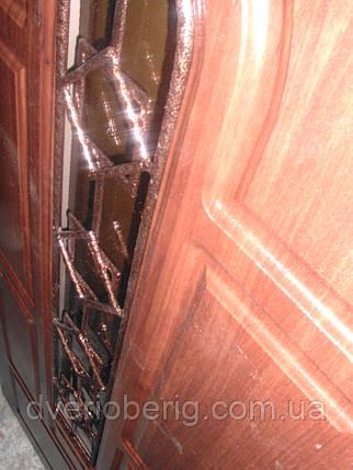 Входная дверь модель П5 124 vinorit-37 КОВКА Л10, фото 2