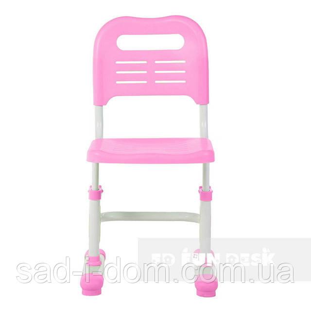 Детский стул-растишка FunDesk SST3L , розовый