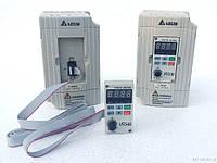 Частотный преобразователь 1.5кВт Delta VFD015M21A (преобразователь частот, частотный регулятор скорости)