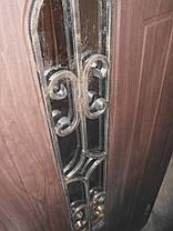 Входная дверь модель П5 217 vinorit-80  КОВКА, фото 3