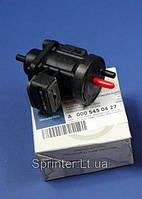 Клапан включения турбины Sprinter/Vito CDI, 60кВт черный, фото 1