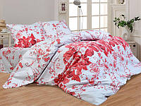 Комплект полуторного постельного белье Бязь (T-0176)