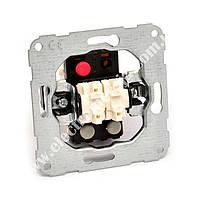 Механізм вимикача 2кл. прохідний 11000802