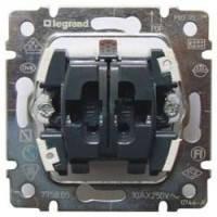 Механізм вимикача 2кл. Legrand Galea  775805