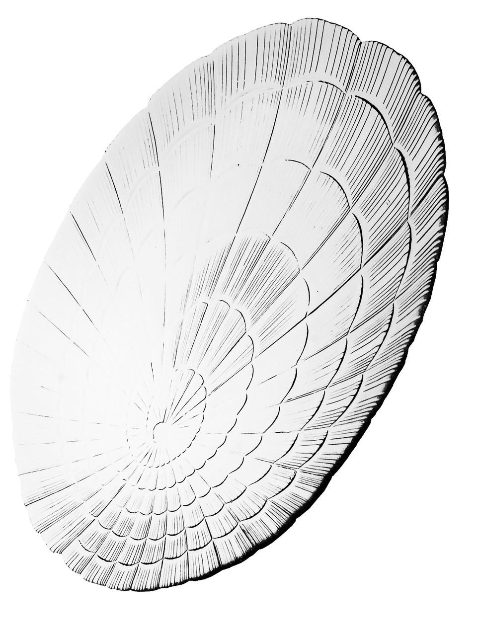 Набор тарелок 6 шт Atlantis 10239
