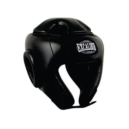 Шлем боксерский Excalibur 701 M черный, фото 2