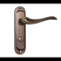 Ручка дверная на планке KEDR 62.364 WC