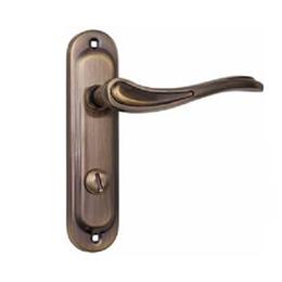 Ручка дверная на планке KEDR 62.364 WC, фото 2