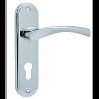 Ручка дверная на планке KEDR 61.323 Mini