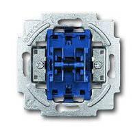Механізм 2 кл. прох. вимикача 2000/6/6 US-101-50