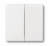 Клавіша 2кл. серія Future ( біла) 1785-84/10
