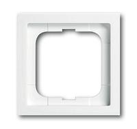 Рамка 1-місна Future  linear (біла) 1721-184К/10