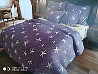 Комплект полуторного постельного белье Бязь (T-0180)