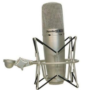 """SUPERLUX HM7 Микрофонный держатель """"паук"""" для конденсаторного микрофона, фото 2"""