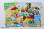Конструктор Летние приключения зоопарк Joy toy