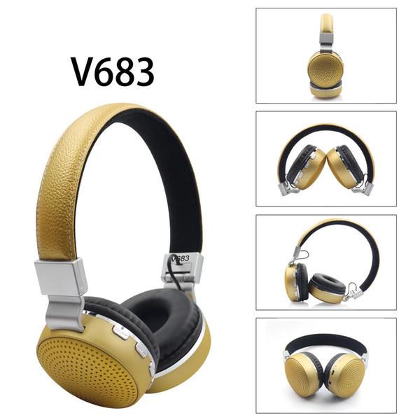 Наушники MP3 Bluetooth V683