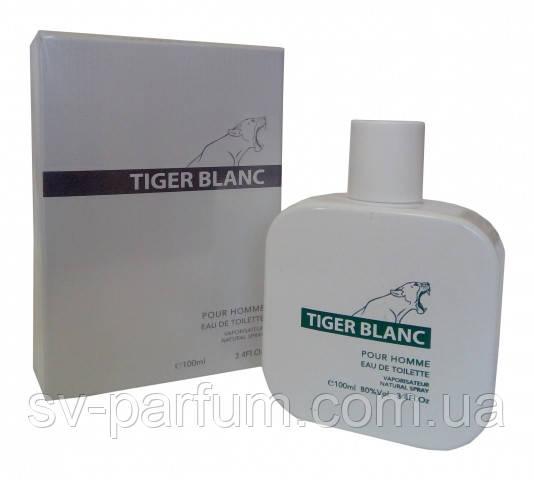 Туалетная вода мужская Tiger Blanc 100ml