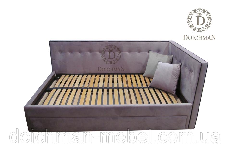 Кровать с выдвижным дополнительным спальным местом