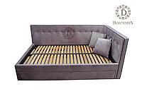 Ліжко з висувним додатковим спальним місцем