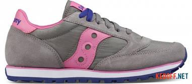Кросівки жіночі Saycony jazz lowpro grey-pink оригінал