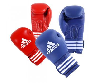 Боксерские перчатки ULTIMA красные 12 oz