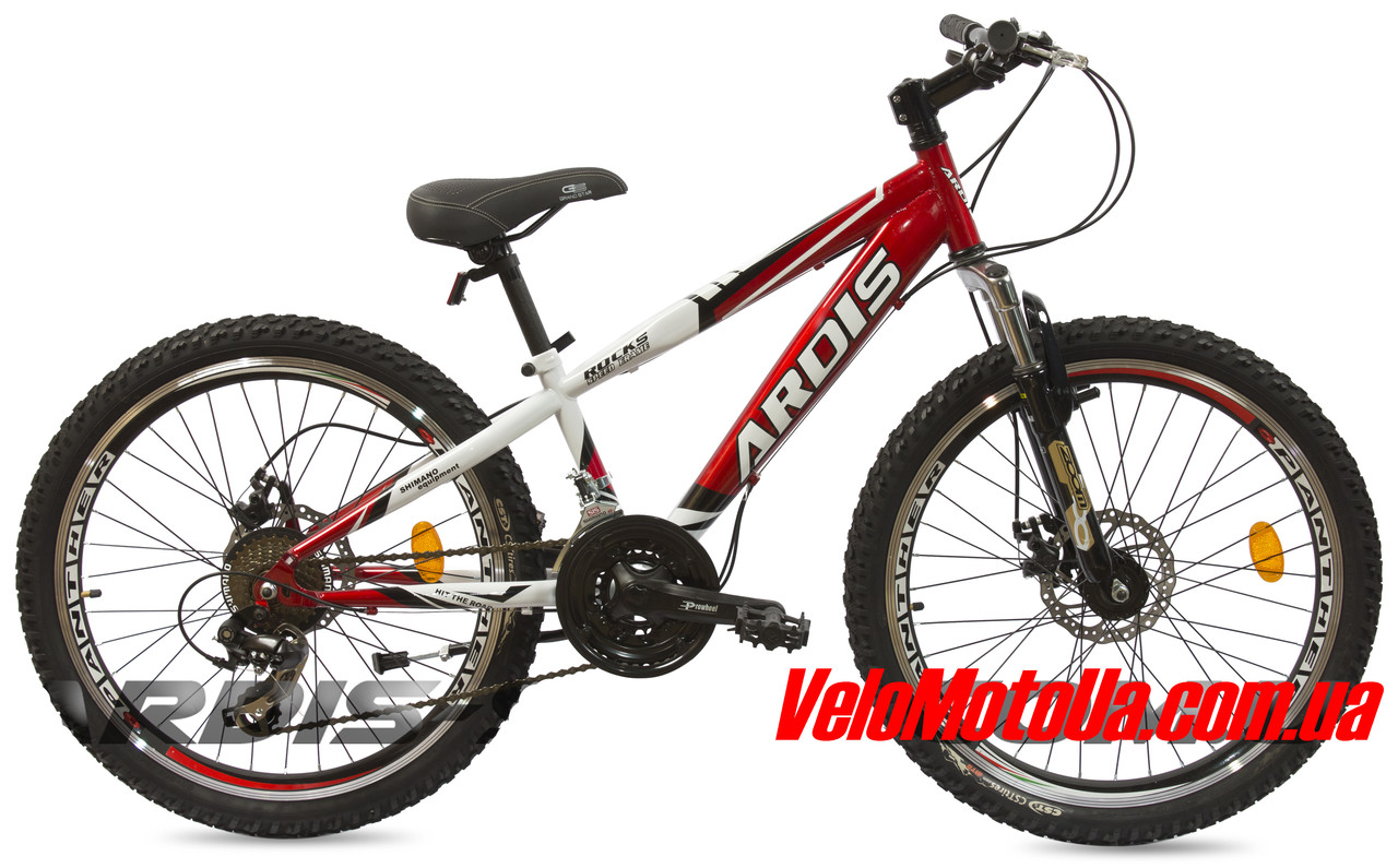 """Велосипед горный Ardis ROCKS MTB 24""""."""