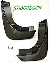 ОРИГІНАЛЬНІ ЧЕХІЯ задні бризковики, до-т (2шт.) для Шкода Спейсбек Skoda Spaceback 5JJ075101 SkodaMag, фото 1