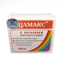 Цамакс - пищевая добавка для собак с хитозаном
