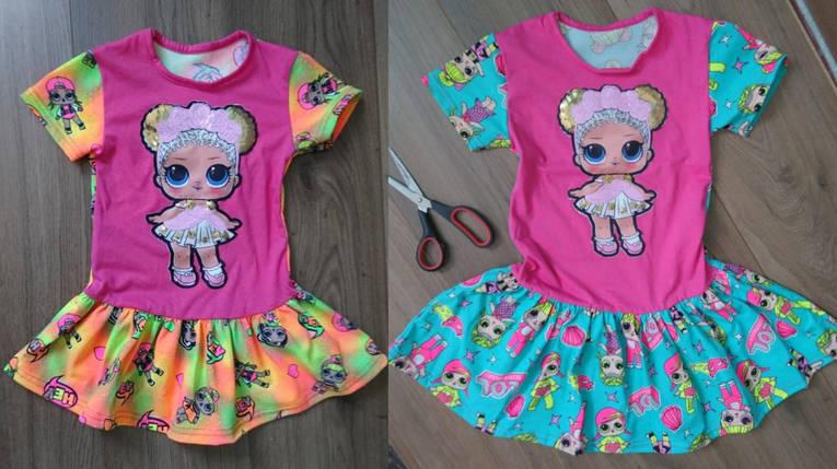 """Платье """"Лола"""" , фото 2"""