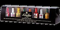 Конфеты Anthon Berg набор шоколадных бутылочек с алкоголем внутри, фото 1