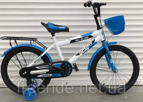 Детский велосипед TopRider 804 12''