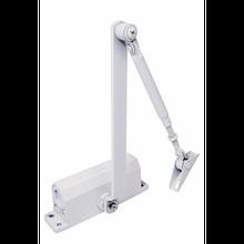 Доводчик для двери KEDR A 051 (Белый)  25-50 кг