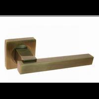 Ручка дверная KEDR R08.103 (AB Бронза)