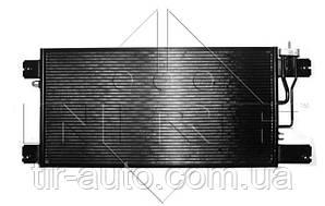Радиатор кондиционера SCANIA P,G,R,T - series (NRF 35762)