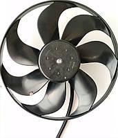 Великий вентилятор охолодження радіатора Шкода Октавія ТУР Skoda Octavia Tour Голандія SkodaMag, фото 1