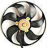 Большой вентилятор охлаждения радиатора Шкода Октавия ТУР Skoda Octavia Tour  Польша