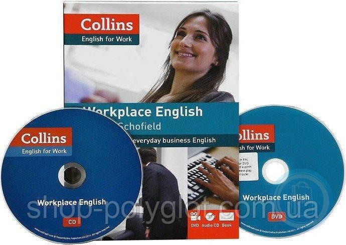 Workplace English 1 book with Audio CD&DVD