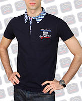Футболка мужская Paul Shark-463 черная