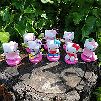 """Набор игрушек из мультфильма """"Hello Kitty"""" фигурки Хелло Китти, фото 1"""