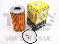 Фильтр масляный (вставка) TOKO BMW 3 E36, E46, 5 E34, 525TD T1134016